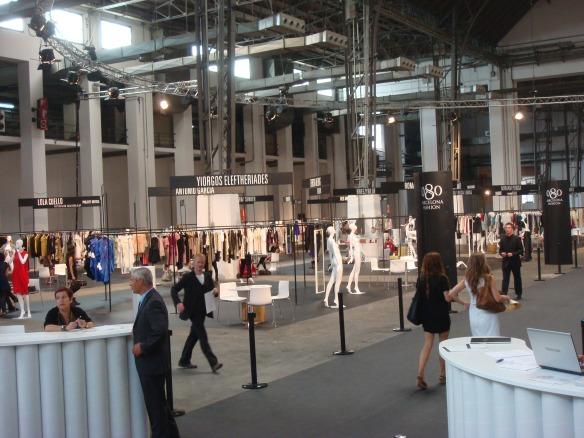 080 Barcelona fashion week . Quem não for mosca é vendedor!